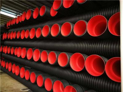 通辽大口径PE管材 钢丝网骨架PE复合管厂家推荐