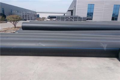 海北内黄包检钢带增强PE波纹管厂家多少钱
