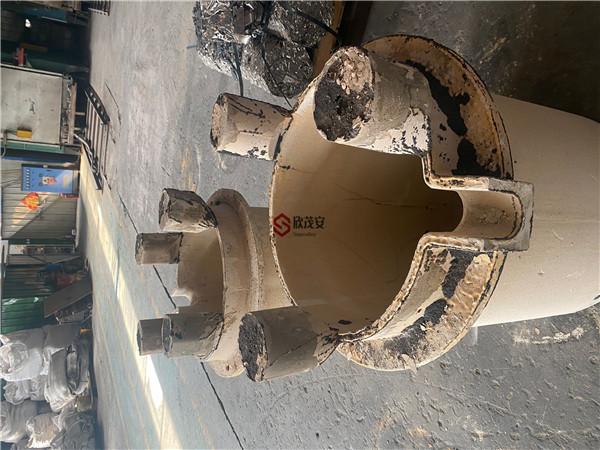 自贡ZG06Cr13Ni4Mo电渣熔铸件套筒