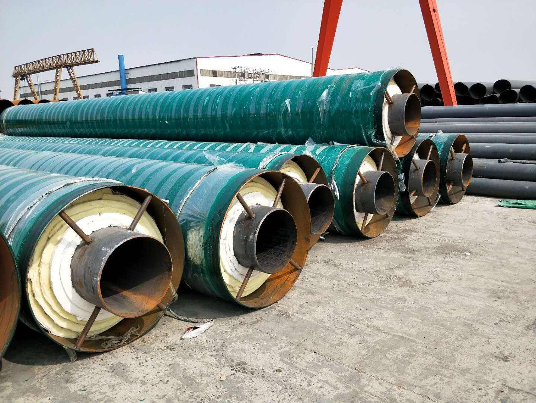 绍兴预制直埋保温钢管批发厂家
