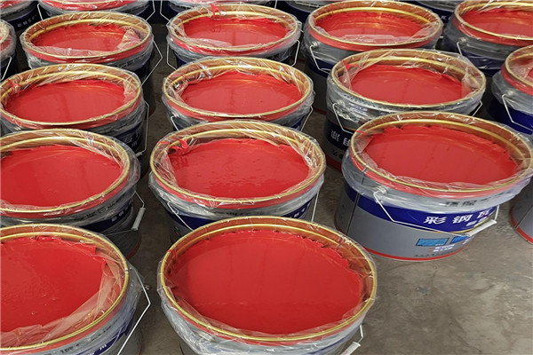 蓬溪彩钢板翻新漆定制颜色可定制