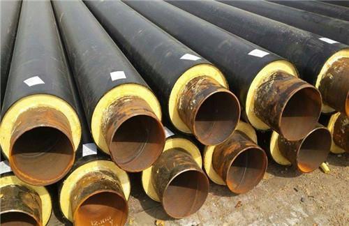 海西地埋保温螺旋钢管销售价格