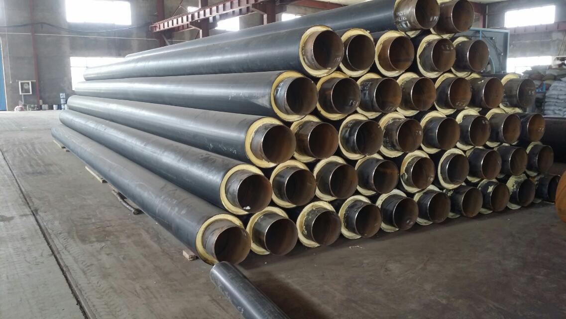 临夏预制聚氨酯保温钢管制造商