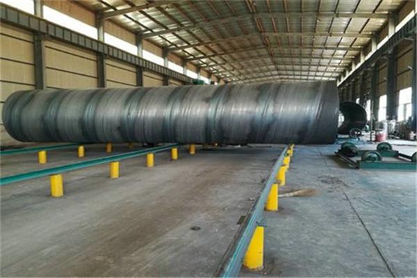 DN1800螺旋缝焊管多少钱一米价格