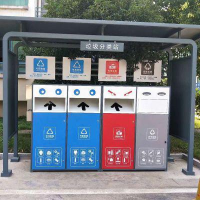 咸宁户外垃圾桶塑料垃圾桶厂家