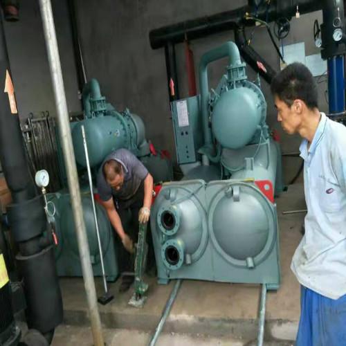 罗庄工厂设备搬运