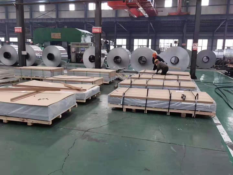 铝板铝板5052合金彩涂铝卷合金铝板
