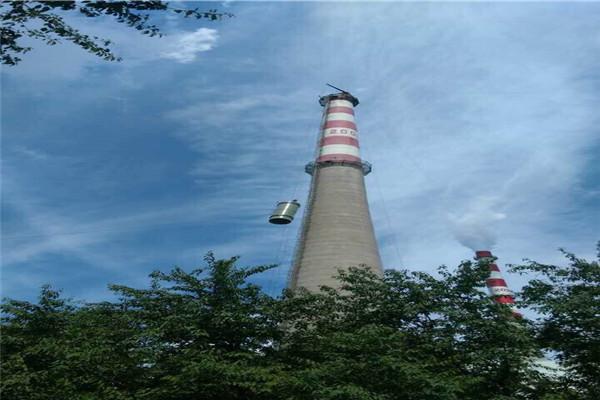 上饶市45米铁烟囱安装公司活动目标