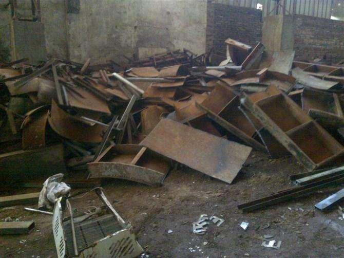阳明镇工地钢筋头回收哪里有废品站 多少钱