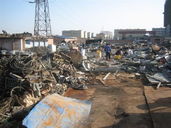 鹤市镇工业废黄铜板回收上门回收 简单快捷