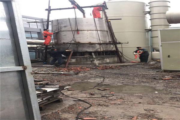 定西市钢烟囱检修公司永葆佳绩