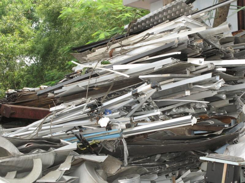 长宁镇工业二手打路槽钢回收_上门处理