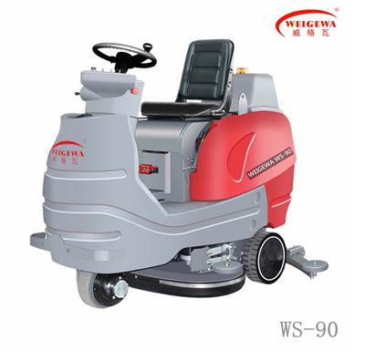 奉贤威格瓦手推式洗地机-扫地车-高清图片-选择威格瓦洗地机