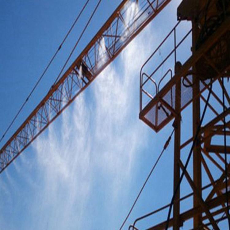 江油塔机喷淋工程塔吊喷淋设备广西宜州