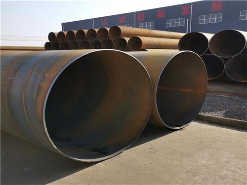 永吉水电站用螺旋焊管多少钱一米
