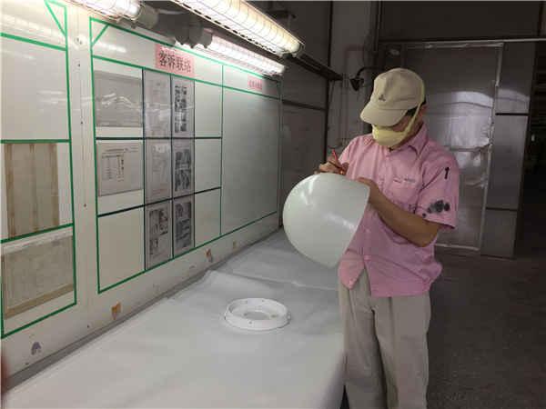 广东梅州玻璃钢天线罩长尾词【东莞雅日玻璃钢】