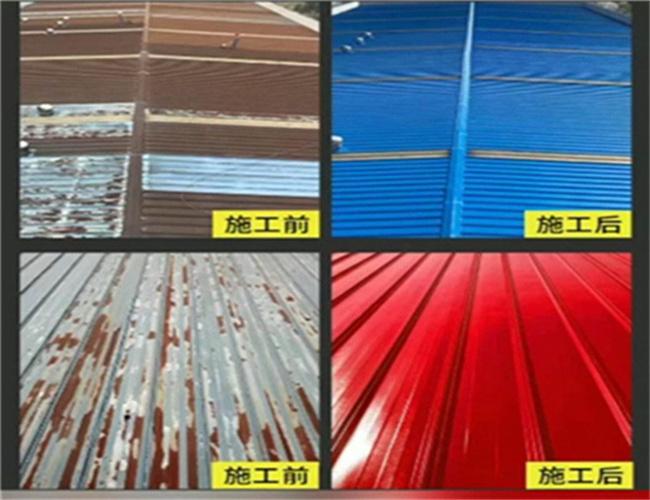 执行标准号:彩钢瓦除锈喷漆潍坊寿光