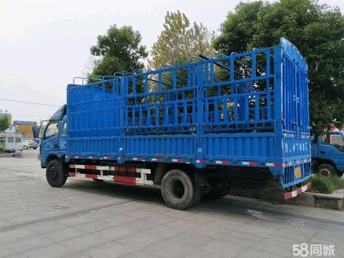 潍坊—济宁至海口高栏车大爬梯车2001