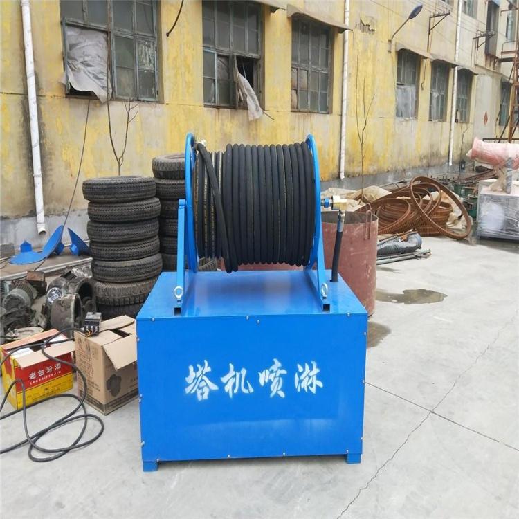 泰兴自动喷淋设备塔吊喷淋广东顺德