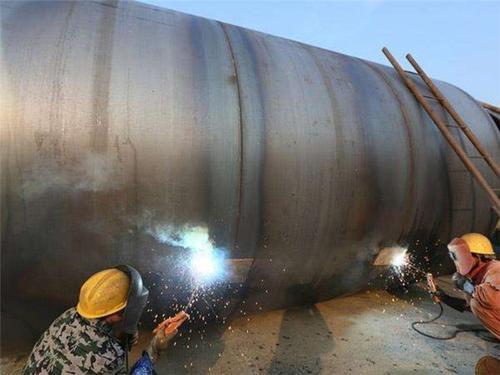 湛河自来水埋弧焊螺旋钢管今天含税价