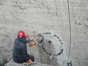 九江市都昌县承重墙切割九江市凯捷建筑工程