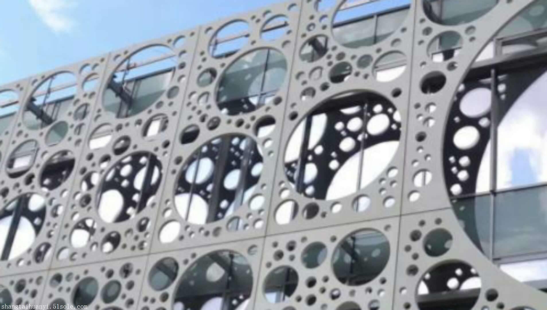 通化超级混凝土镂空外墙板