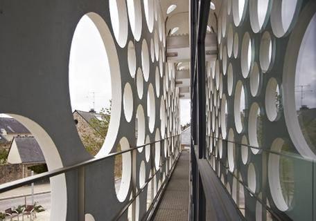 山东滨州超高性能混凝土新型外墙