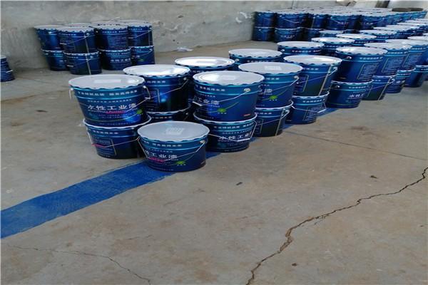 厂家现货供应:水性彩钢瓦翻新漆宝山