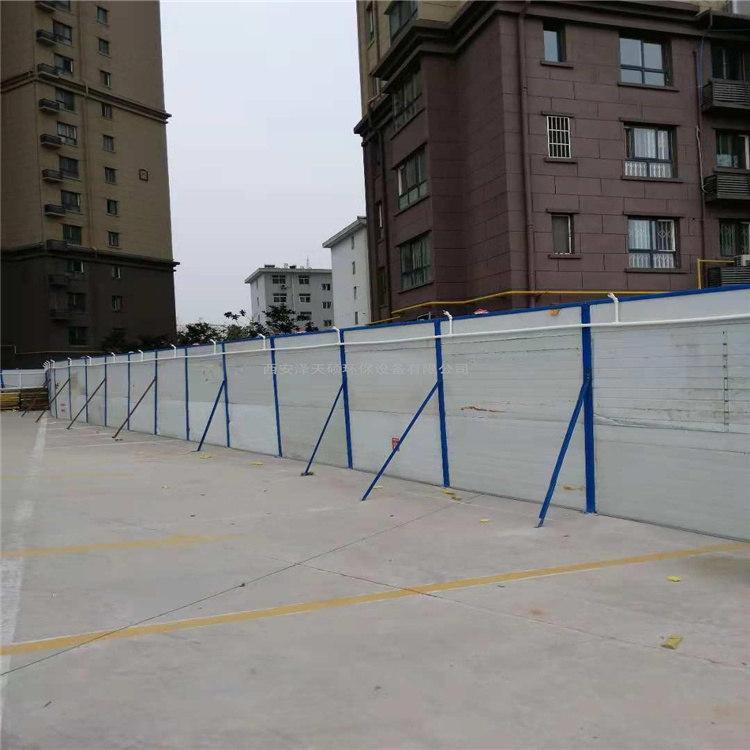 广东陆丰建筑工地围墙喷淋