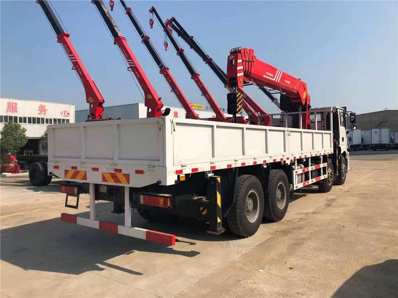 荆州市东风T516吨随车吊多少钱