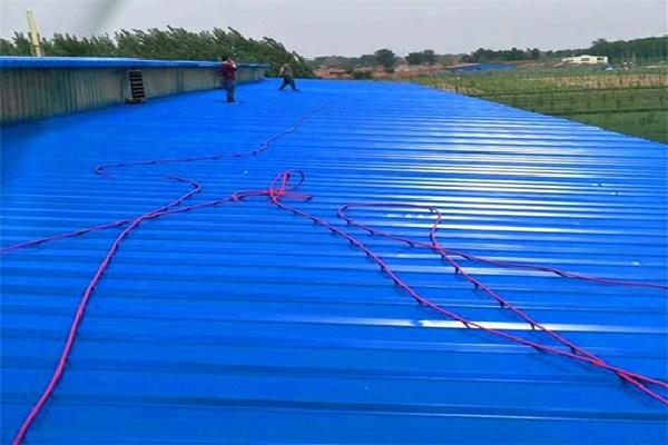 执行标准号:彩钢翻新漆施工信阳潢川