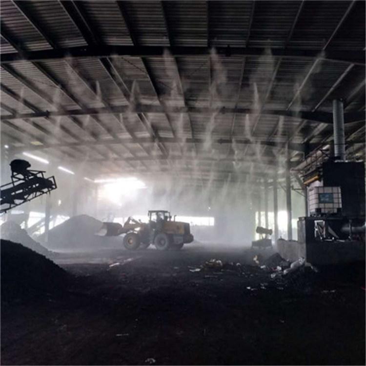 铁力市-工地围挡喷淋喷雾