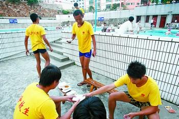 铜仁考游泳救生员教练证报考条件是量身定制舒适
