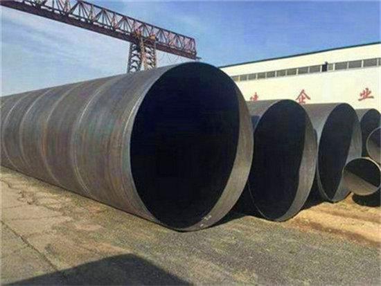 宜昌秭归耐用走水用1620mm螺旋钢管过磅价格