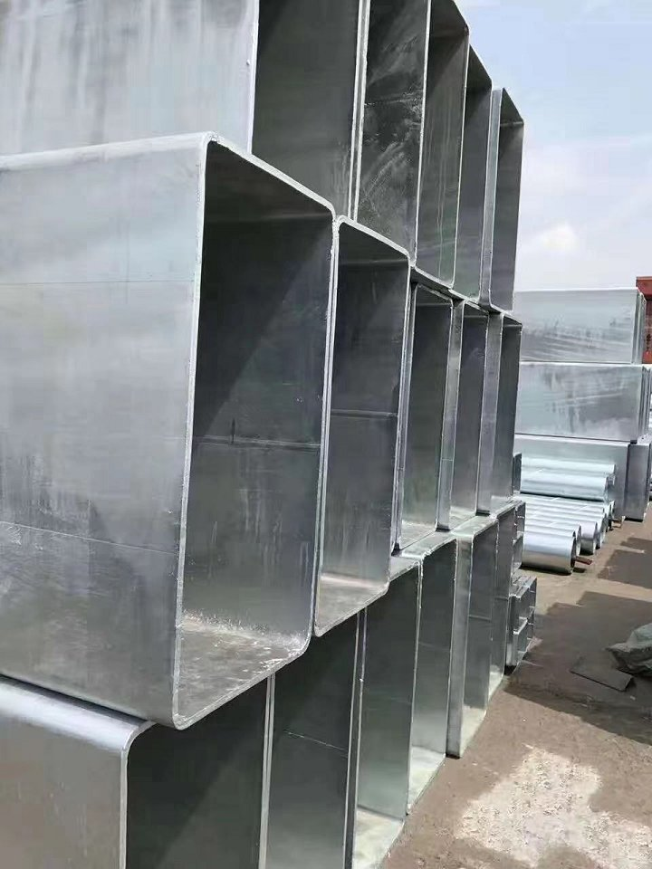 高强度方管160*160*4.5镀锌方管厂家供应
