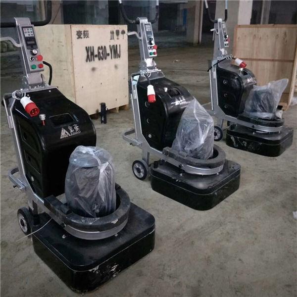 江苏徐州 环氧地坪研磨机630型水泥路面研磨机