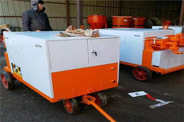 新闻:湖北宜昌 混泥土液压注浆机 双缸高压注浆机 机械厂