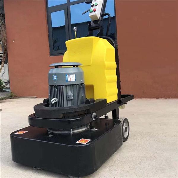 个旧 新款地坪固化抛光Q630研磨机