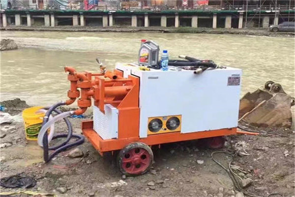 新闻:黑龙江黑河 电动注浆机 专业液压注浆机 厂家直销
