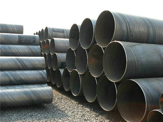 沛县钢护筒用1420mm螺旋钢管使用流程