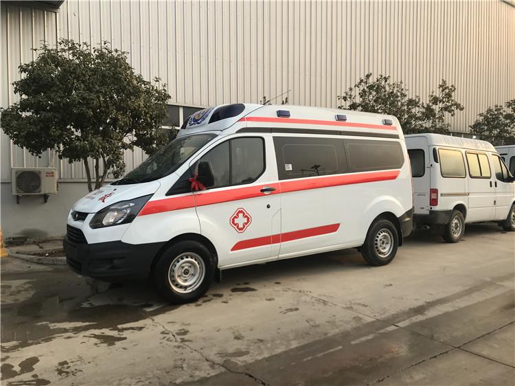 口碑廠家江鈴特順v362急救車批量訂制價格