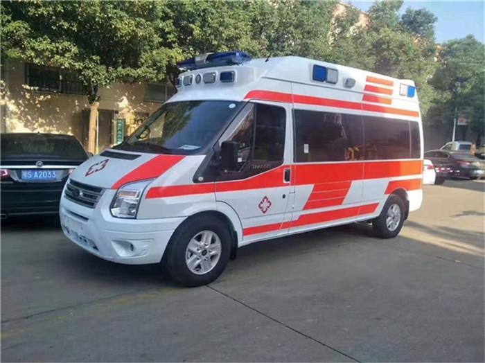 誠信推薦購買招標救護車今日價格
