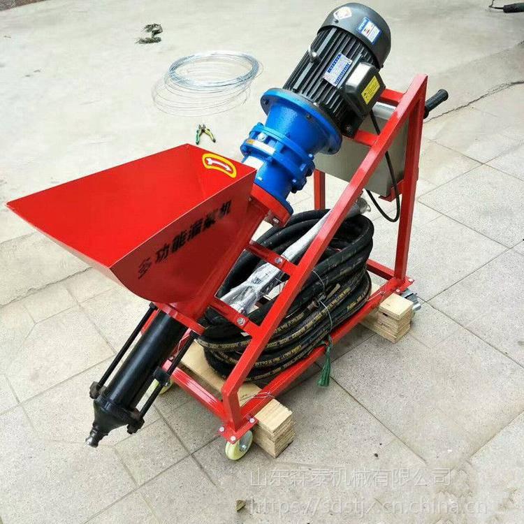 青海海南多功能灌浆机JW-999高压灌浆机