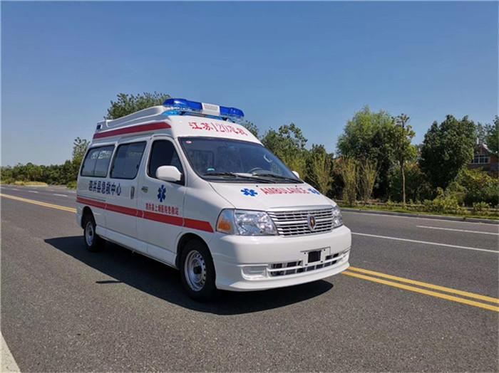 口碑商家30萬左右私立醫院救護車專業訂制