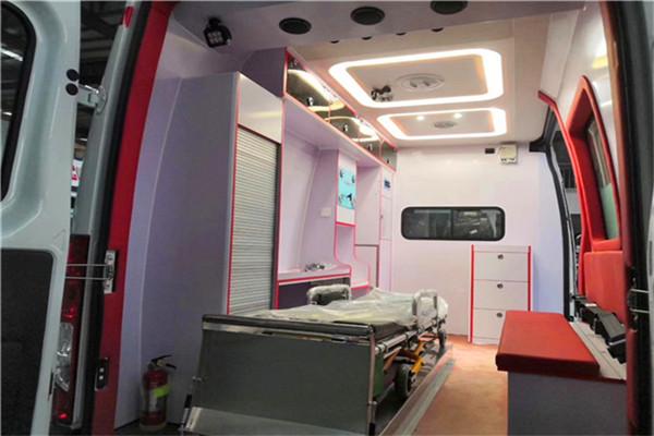 枣庄的120救护车15万起