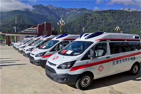 绵阳国五版救护车有现车价格低