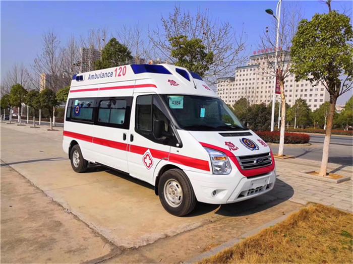 可靠的120客運版救護車門市價