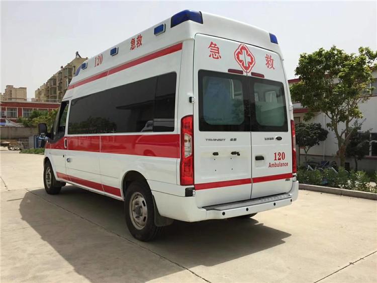 性價比高的120負壓救護車多少錢一臺