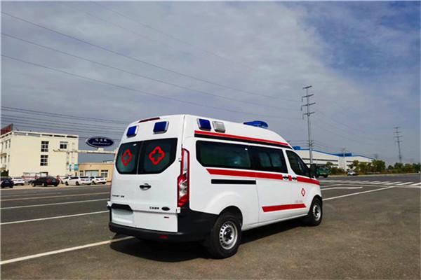 汕头国五版救护车专卖店