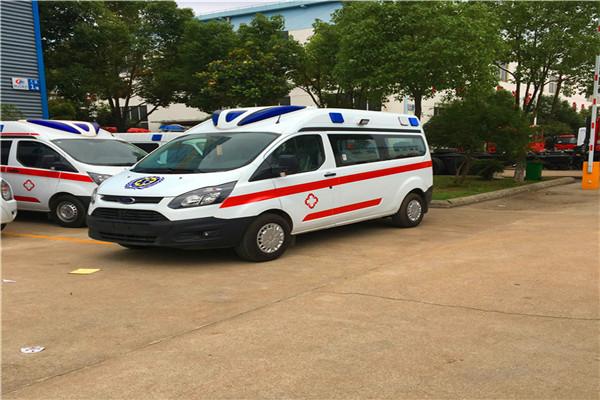 迪庆可靠的救护车整车价格